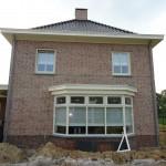 Nieuwbouw door aannemersbedrijf Van Lokven