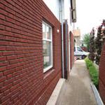 gevelrenovatie woonhuis door aannemersbedrijf Van Lokven